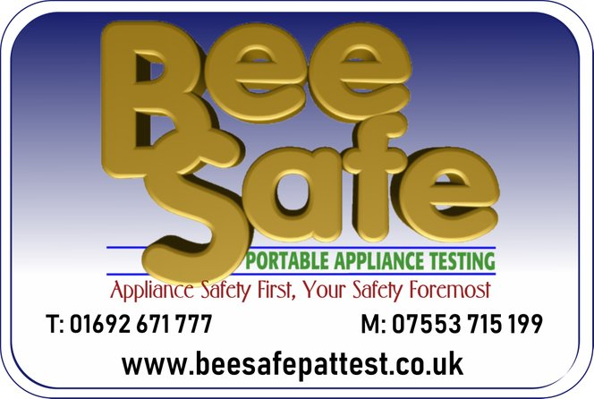 Bee Safe Portable Appliance Testing
